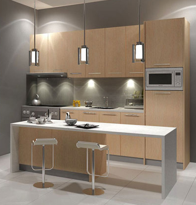 Kitchen cabinet design malaysia home for Kitchen cupboard layout designs